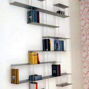 Arredo per interni - esempio libreria kriptonite sardegna