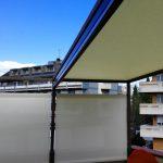 pergola btgroup chiusa installata su una veranda a nuoro sardegna