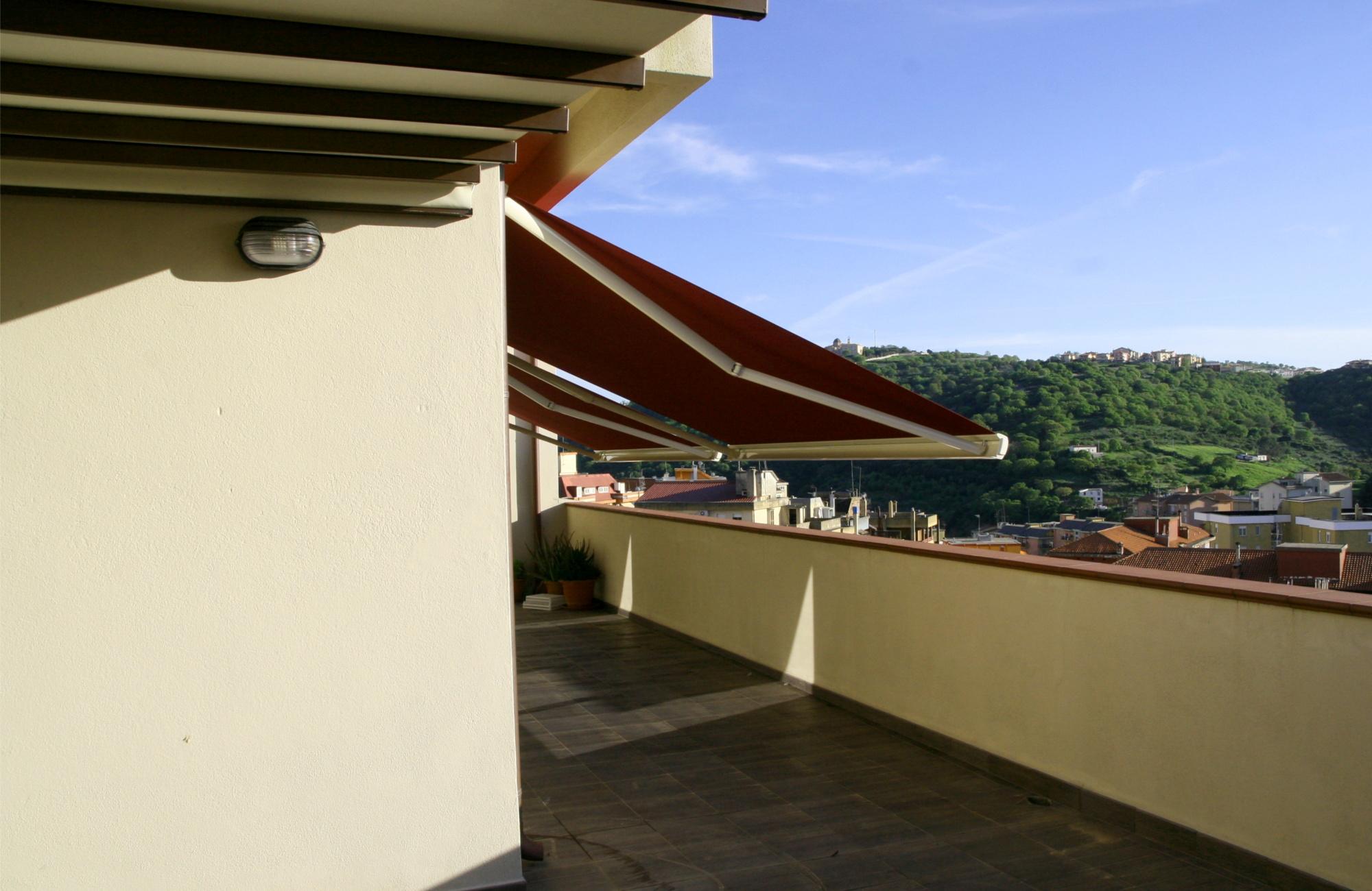 Tende Per Veranda Roma : Pergole e tende per esterno urru