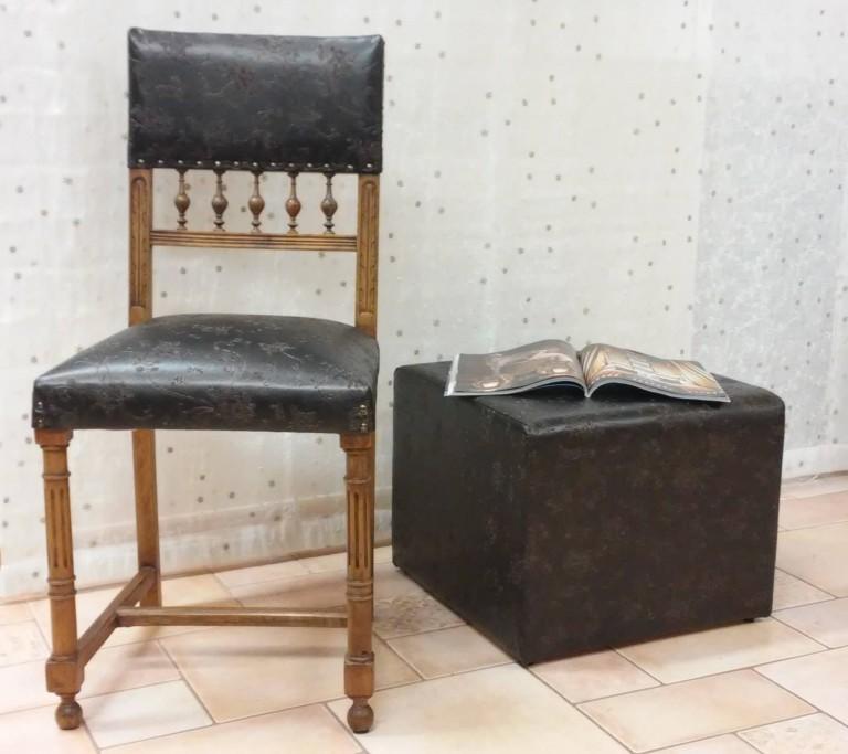Restauro sedie