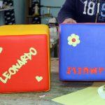 pouf personalizzato per bambini sardegna