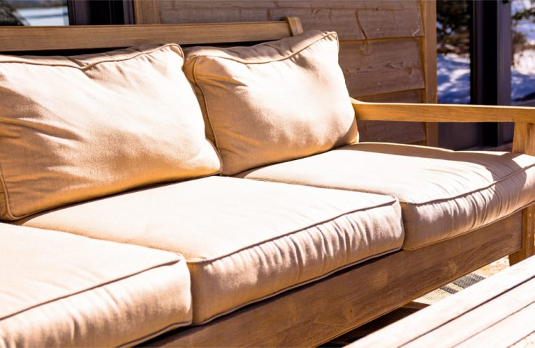 Imbottitura cuscini, poltrone, divani e sofà